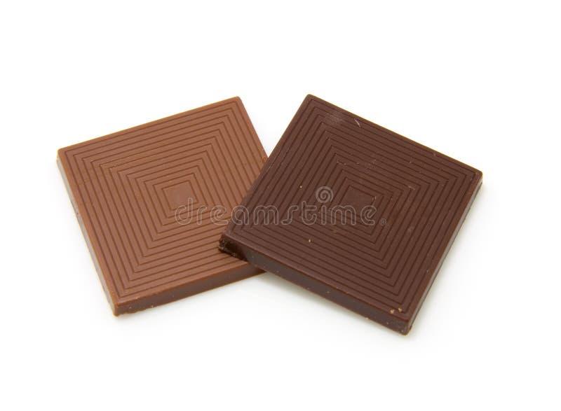 шоколадное молоко конфеты чисто стоковое изображение