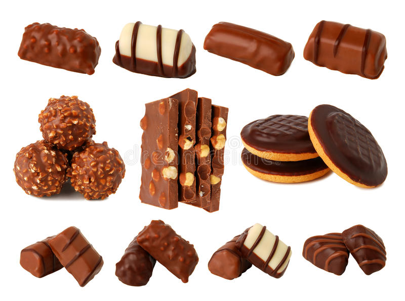 шоколады шоколада стоковые изображения rf