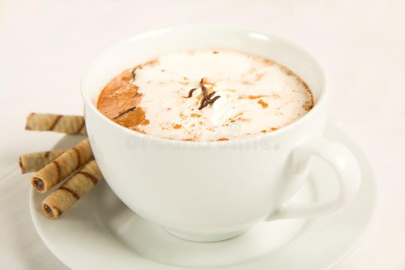 шоколад горячий стоковое изображение rf