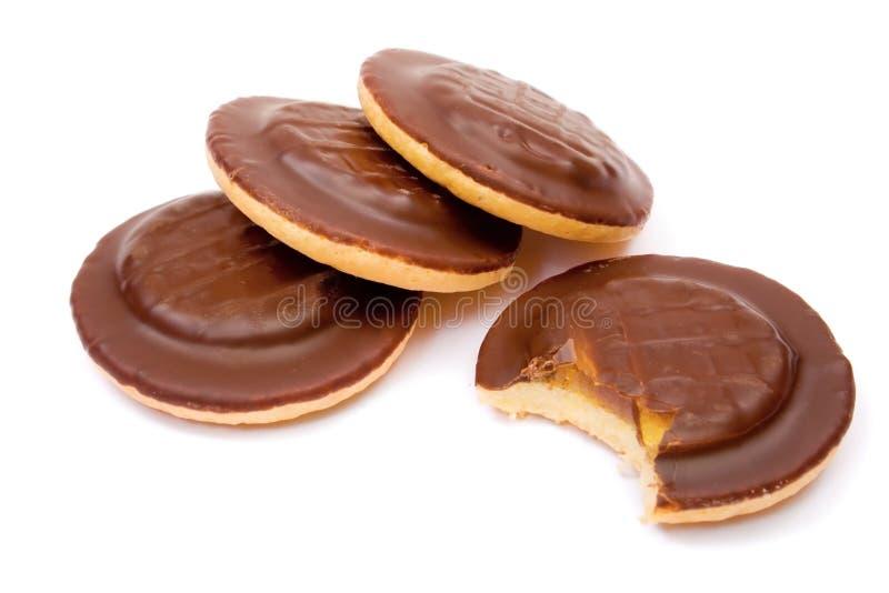 шоколад печениь стоковое изображение