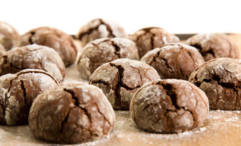 шоколад печениь стоковые фото