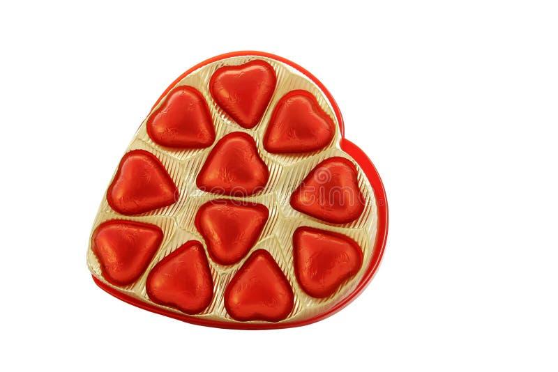 Download шоколад романтичный стоковое фото. изображение насчитывающей сердце - 491718