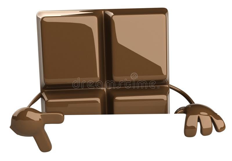 шоколад иллюстрация вектора