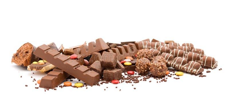 Download шоколад стоковое изображение. изображение насчитывающей обслуживание - 6856279