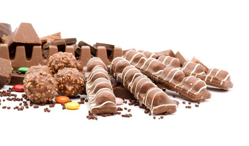 Download шоколад стоковое фото. изображение насчитывающей шоколад - 6856396
