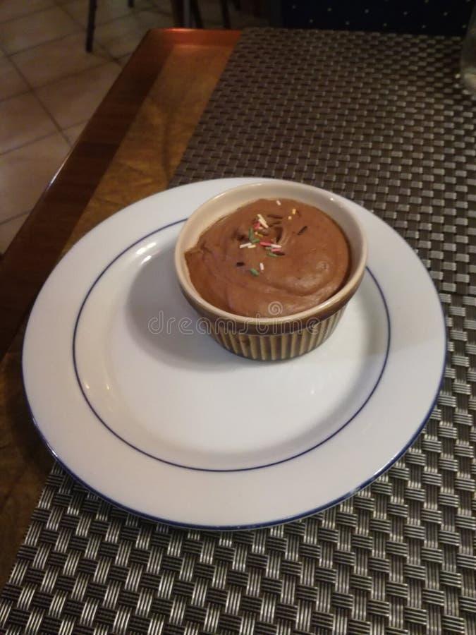 Шоколад au мыши стоковое фото rf