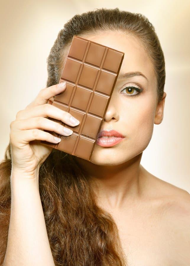 Впер в шоколадный глаз — 1