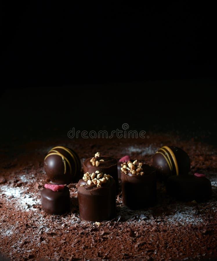 Шоколады настойки II стоковое фото rf