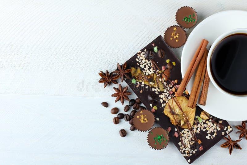 шоколады стоковая фотография