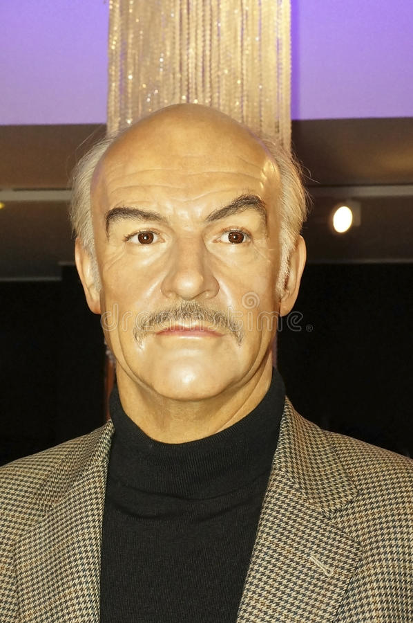 Шон Connery стоковая фотография rf