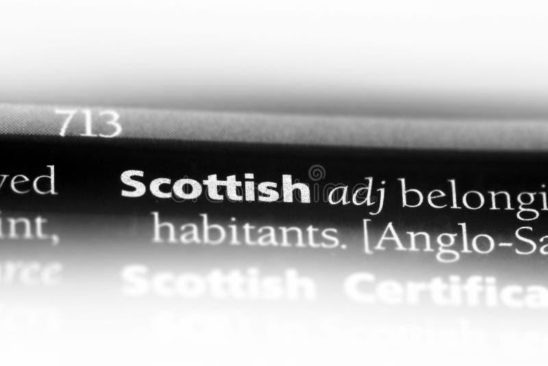шотландско стоковые фотографии rf