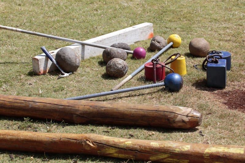 Шотландские игрушки стоковые изображения