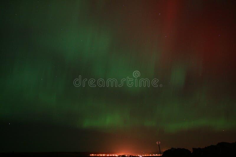 Шотландский рассвет стоковое изображение