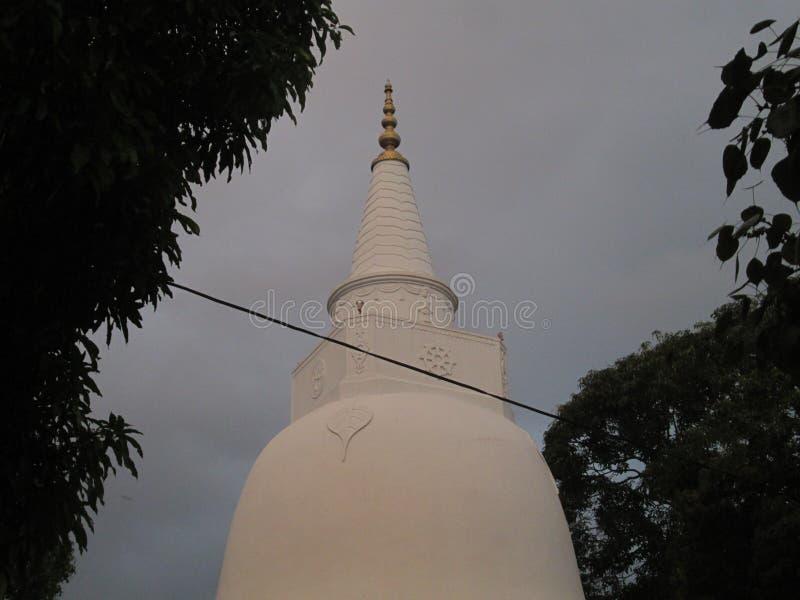 Шри-Ланка tempale jafna стоковая фотография rf