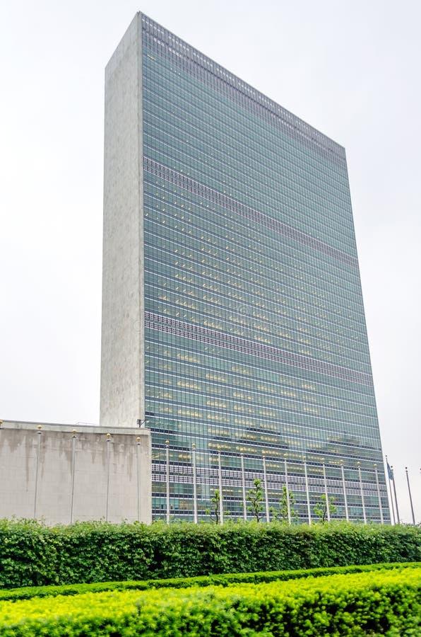 Штабы Организации Объединенных Наций стоковое изображение rf
