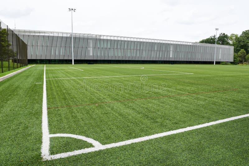 Штабы ФИФА на Цюрихе на Швейцарии стоковая фотография