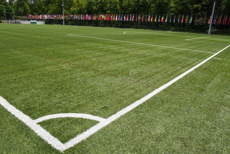 Штабы ФИФА на Цюрихе на Швейцарии стоковые фото