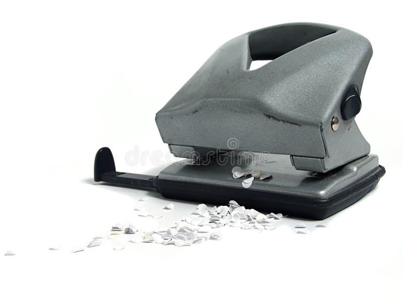штамповщик отверстия стоковое фото