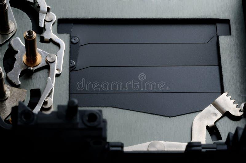 Штарка камеры стоковая фотография rf