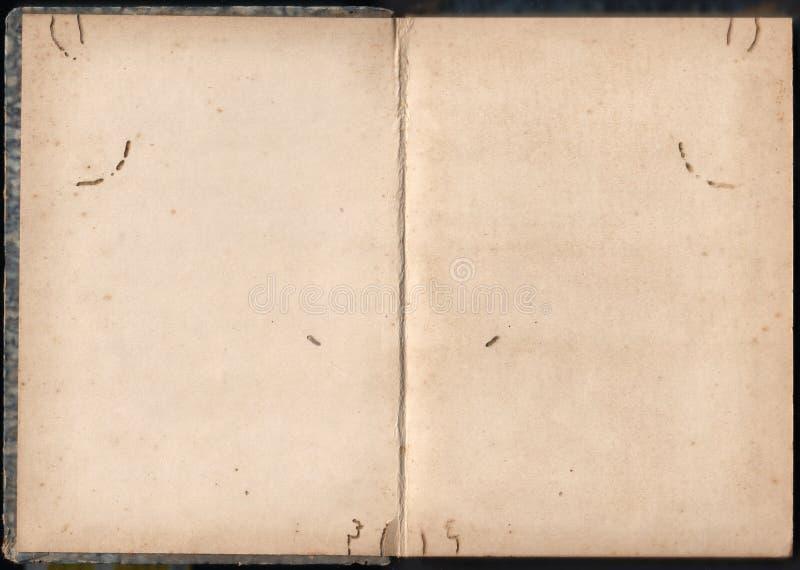 штемпель альбома старый стоковое изображение