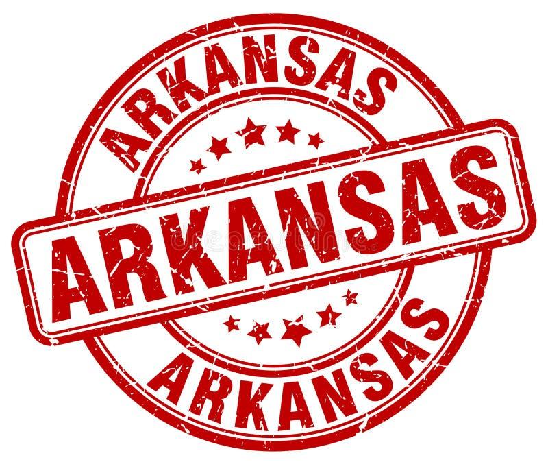 Штемпель Арканзаса иллюстрация штока