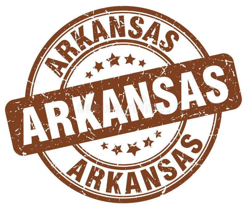 Штемпель Арканзаса бесплатная иллюстрация
