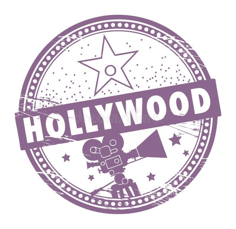 штемпель hollywood
