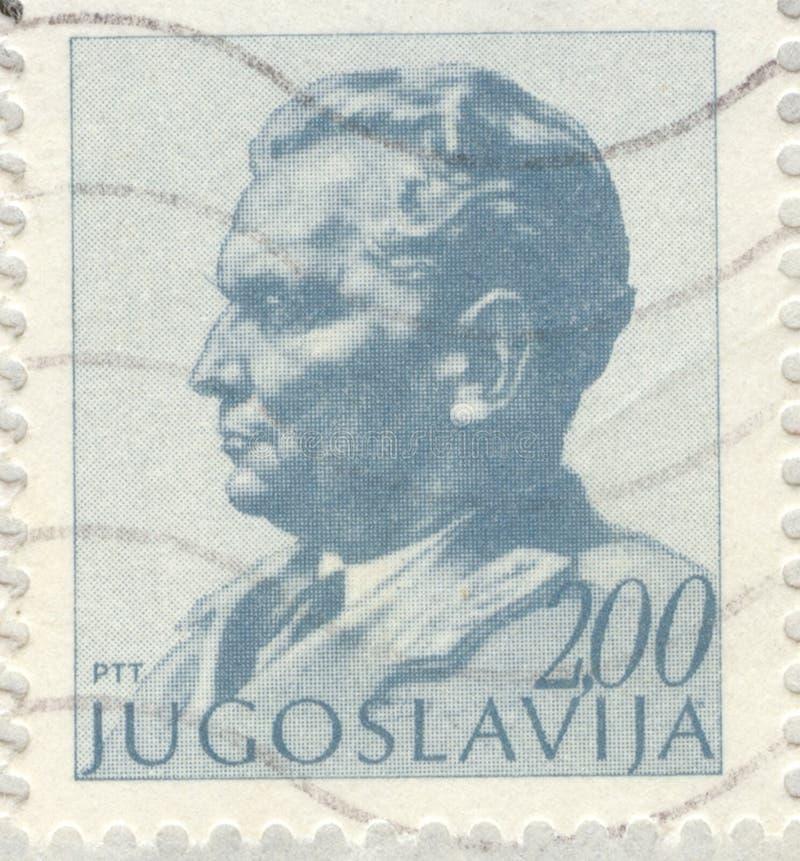 Штемпель почтового сбора стоковое изображение