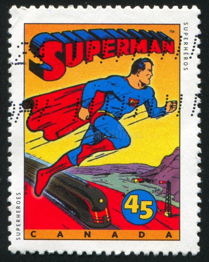 Штемпель почтового сбора стоковое фото rf