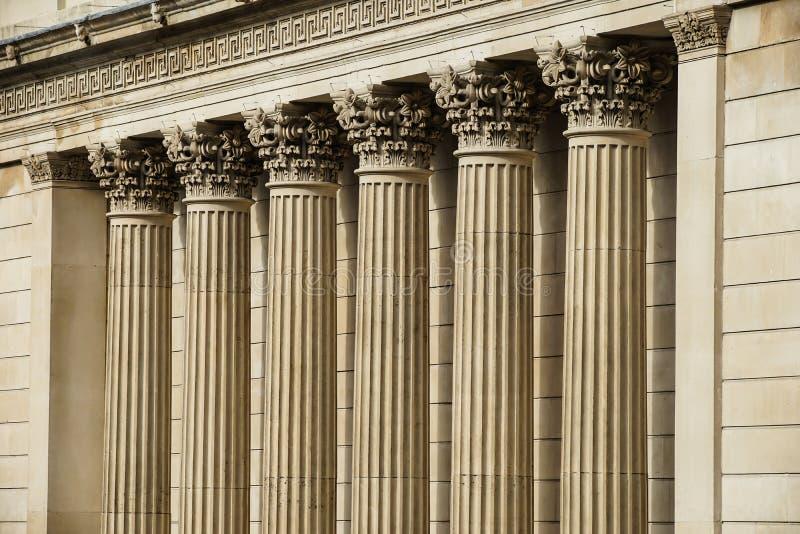 Штендеры камня Государственного банка Англии стоковые изображения