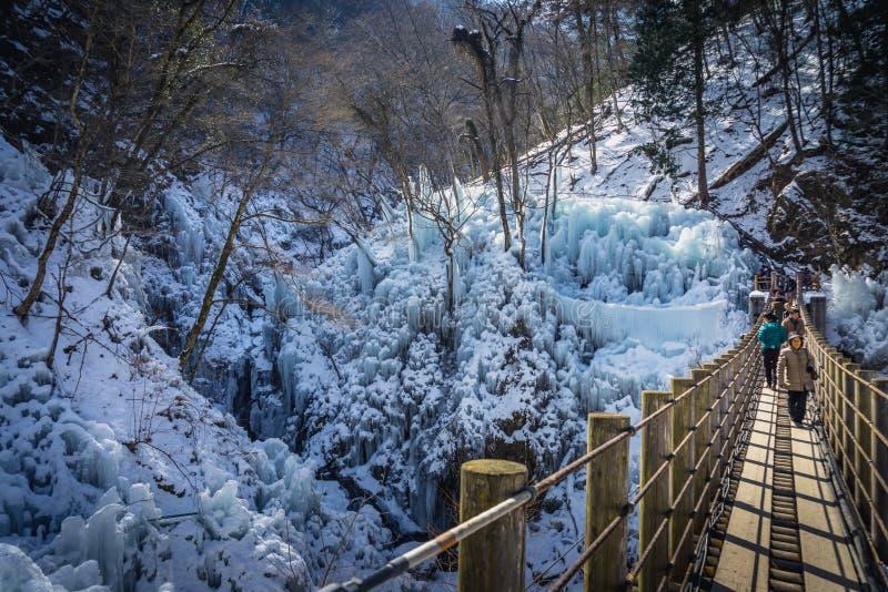 Штендер льда Oonichi стоковые фото