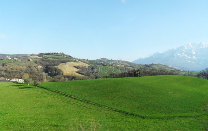 Штилевая Италия стоковая фотография