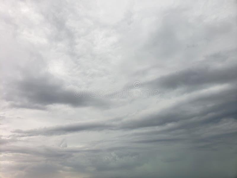 Штормы стоковое изображение