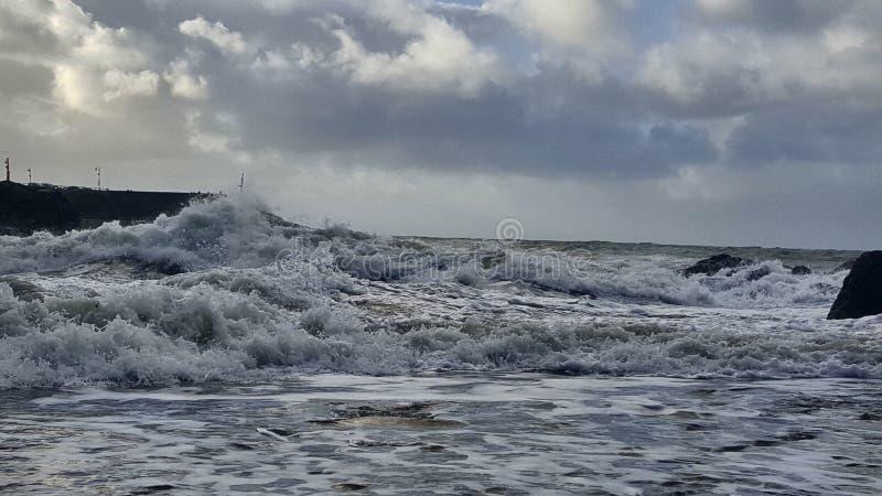 штормы стоковое фото rf