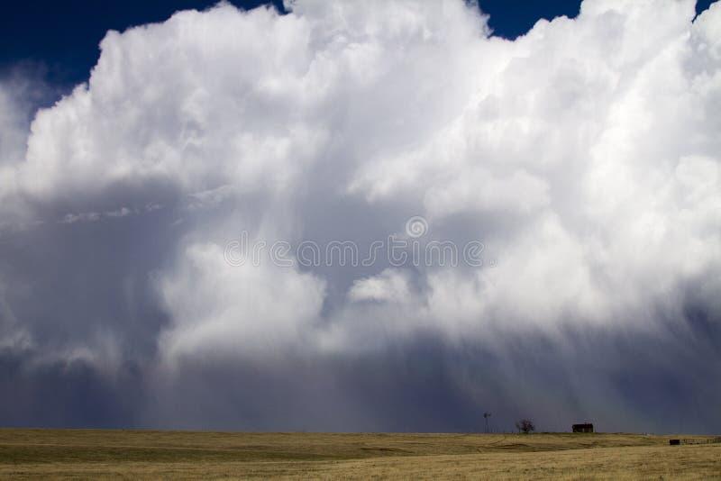 Шторм Колорадо стоковые изображения
