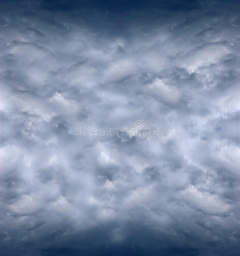 шторм неба сердитого облака предпосылки графический бурный стоковая фотография rf
