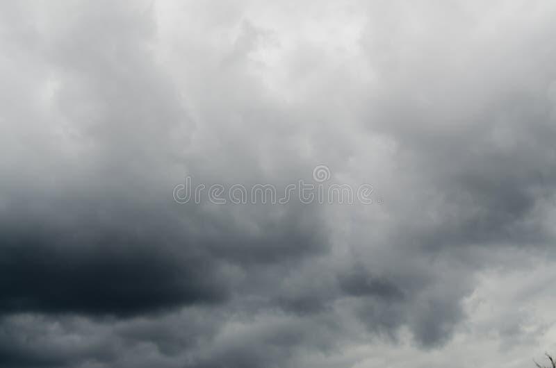 шторм облаков стоковое фото rf