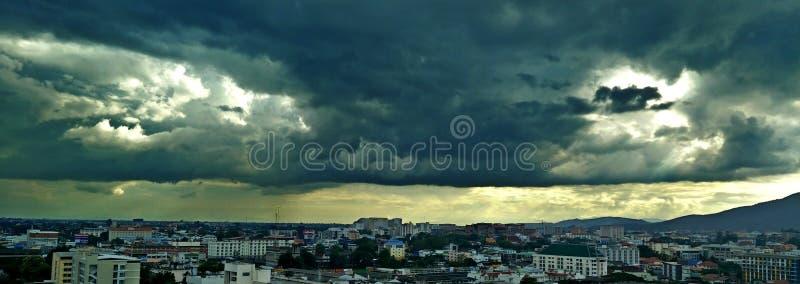 шторм стоковые фото