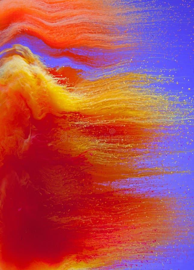 штриховатости цвета стоковое изображение rf