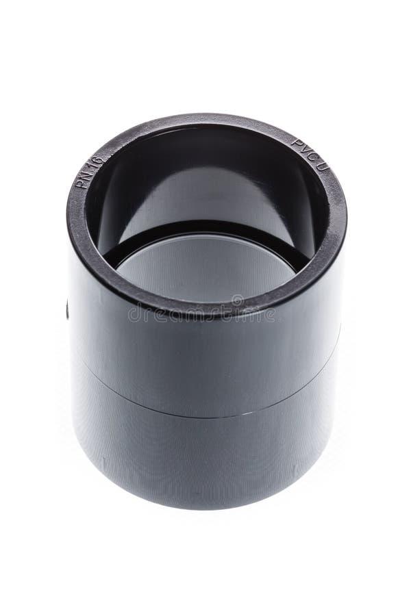 Штуцер PVC-U стоковые изображения