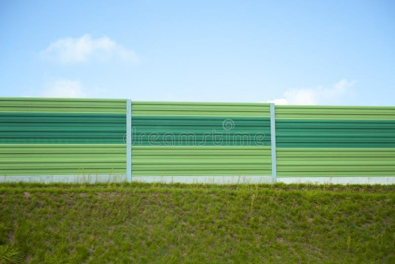шум барьера стоковая фотография rf