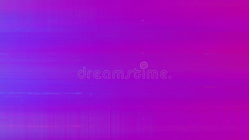 Шум снега пиксела цифров экрана телевизора стоковое фото rf