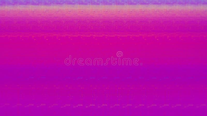 Шум снега пиксела цифров экрана телевизора стоковые фотографии rf