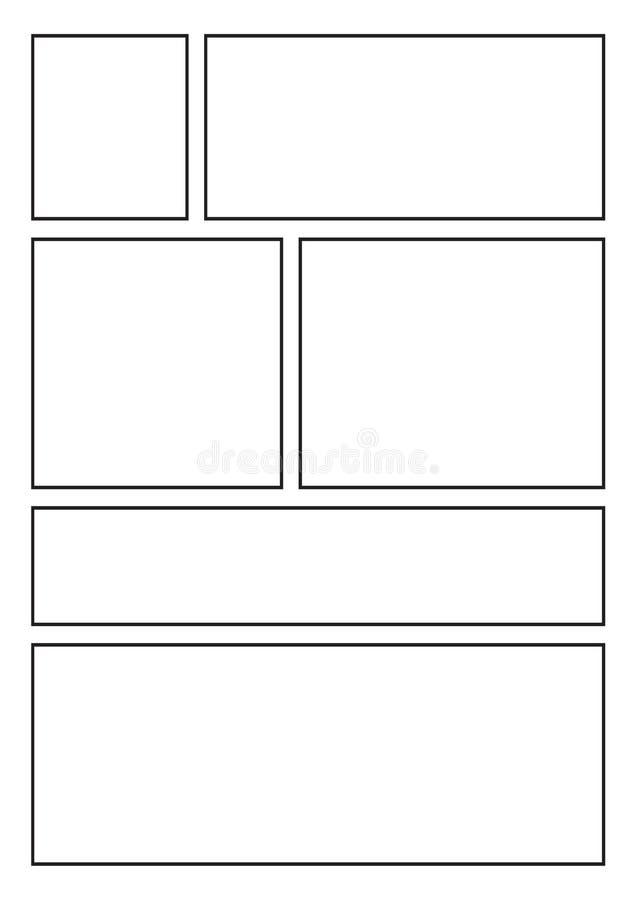 Шуточная страница sketchbook иллюстрация вектора