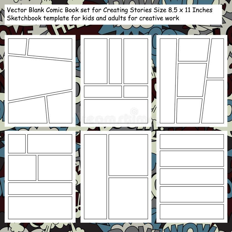Шуточные страницы sketchbook бесплатная иллюстрация