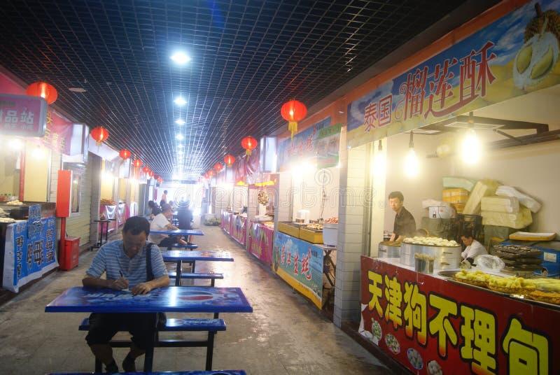 Download Шэньчжэнь, китаец: Улица еды Редакционное Изображение - изображение насчитывающей вкусно, еда: 40591790