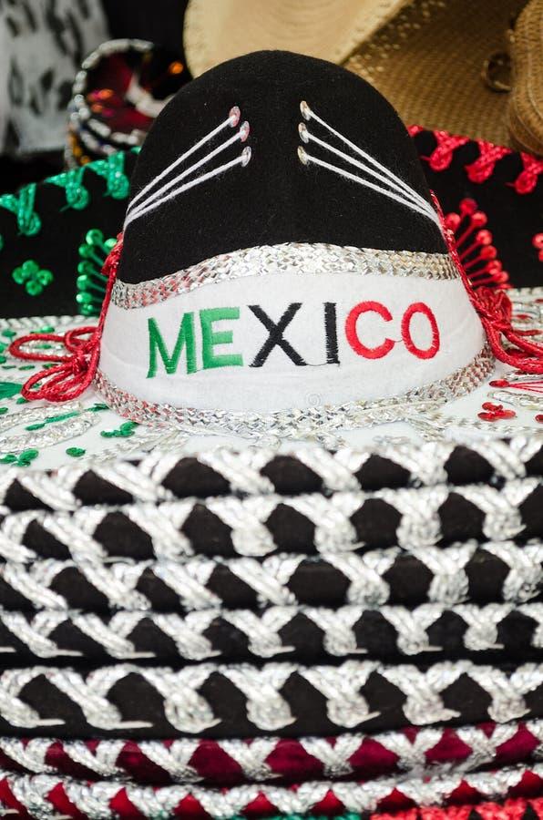 шлемы мексиканские стоковое фото