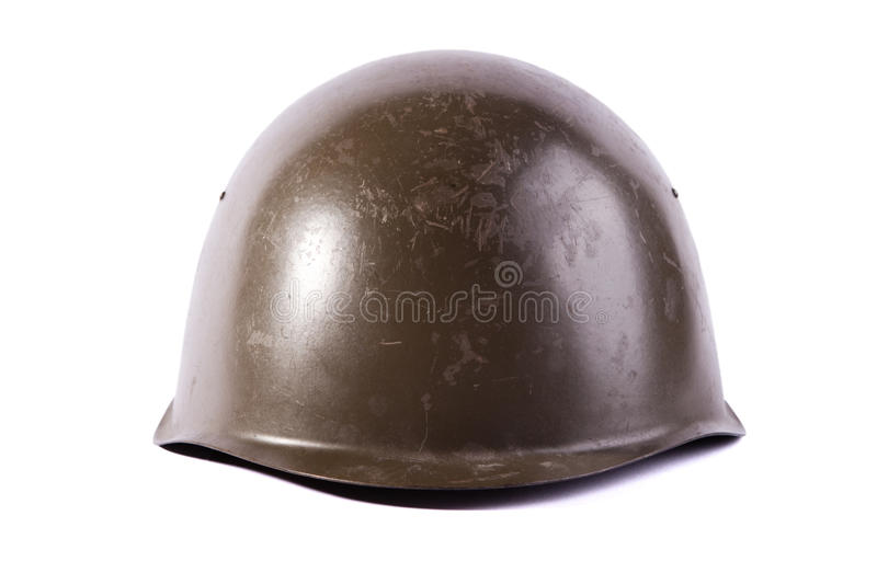 Шлем армии стоковые фотографии rf