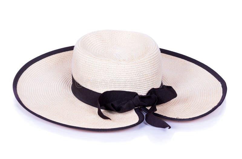 Шляпа женщин стоковое фото