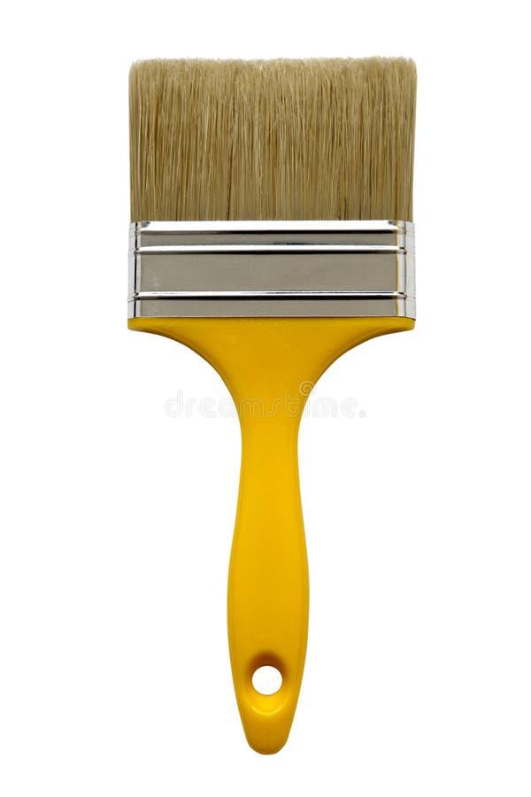 Щетка краски стоковая фотография